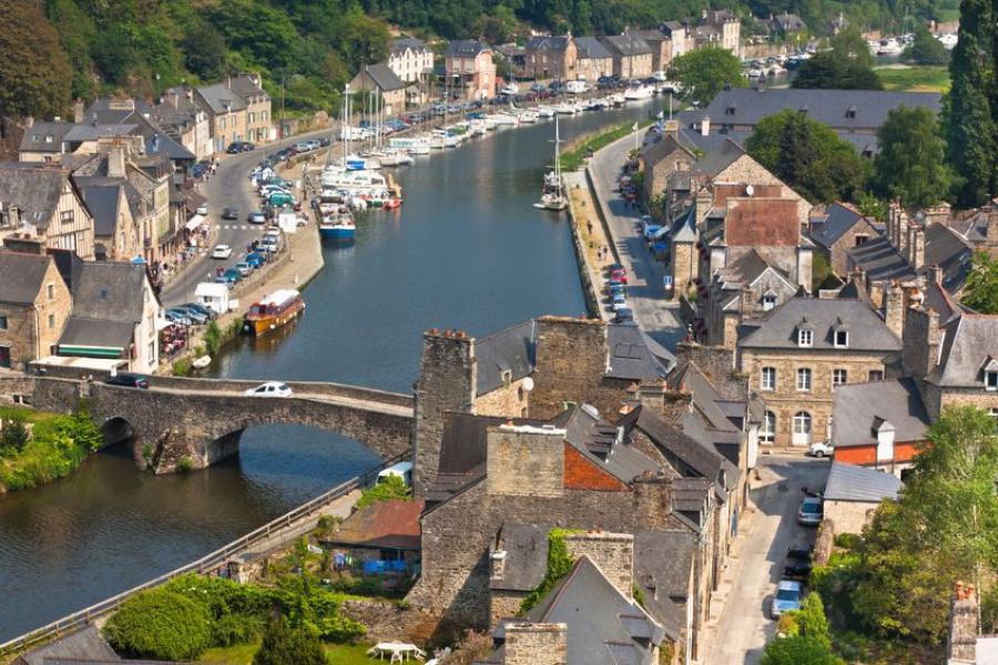 Dinan The Medieval Town